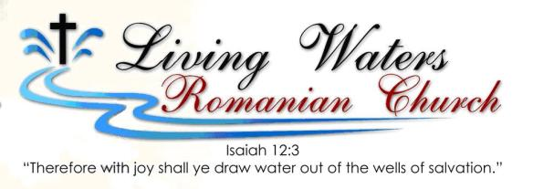 Logo Living Waters